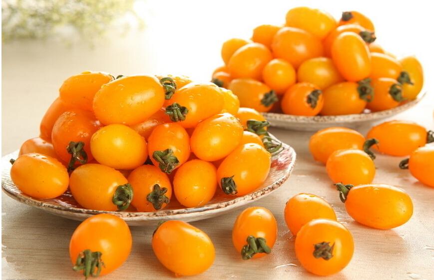 圣女果既是蔬菜也是水果