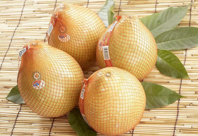 怎么选柚子